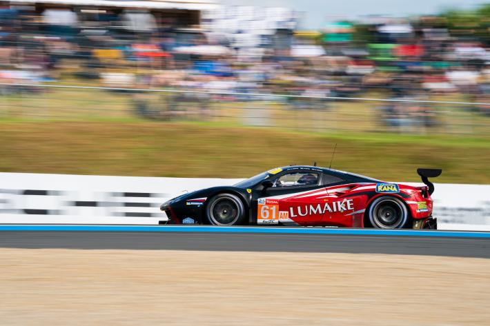 The 2019 24 Hours of Le Mans for Clearwater Racing (LMGTE Am)