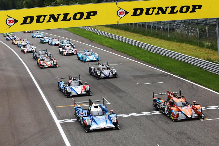 ELMS – 41-car grid for the 4 Hours of Barcelona