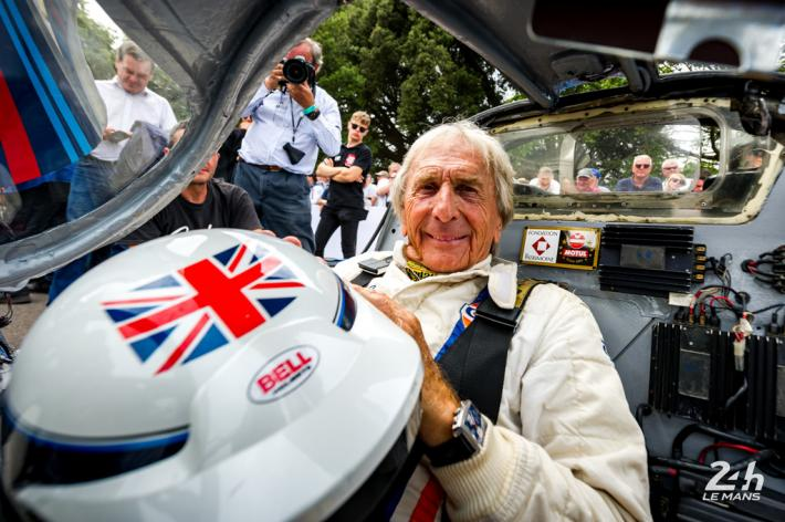 24 Hours of Le Mans – Derek Bell talks Porsche and Ferrari