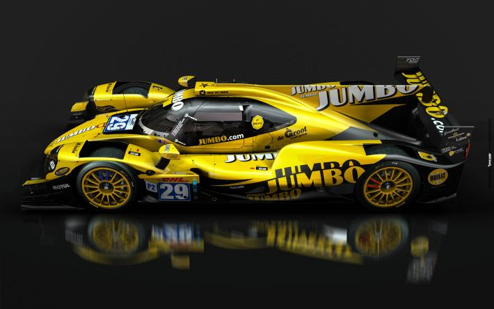 FIA WEC – Racing Team Nederland unveils livery of its ORECA 07-Gibson