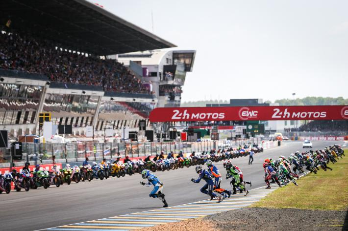 Save the date for the next 24 Heures Motos: 18-19 April 2020!