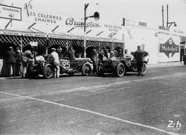 Aston Martin at the 24 Hours of Le Mans (3/5) – Milestones 1928-1982