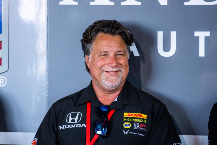 "Michael Andretti: ""I would love to have a sports car programme and come to Le Mans"""