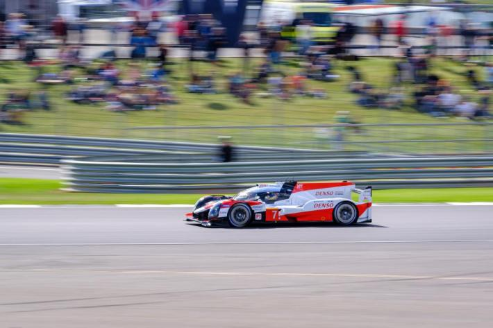 FIA WEC – Toyota triumphs at first round of the season at Silverstone
