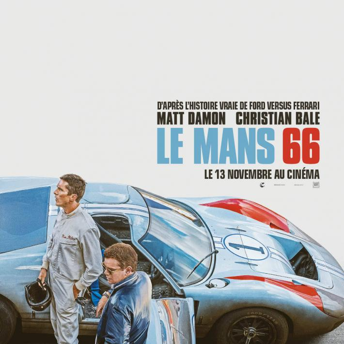 """Le Mans 66"" press conference broadcast live tomorrow from Toronto Film Festival"