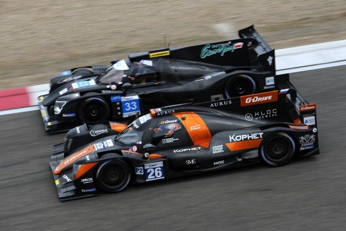 Asian Le Mans Series – Photo gallery of the 4 Hours of Shanghai winners