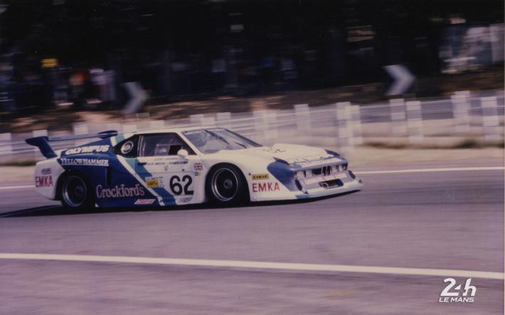 Pink Floyd and the 24 Hours of Le Mans (2/2) – The Adventures of Mason and O'Rourke