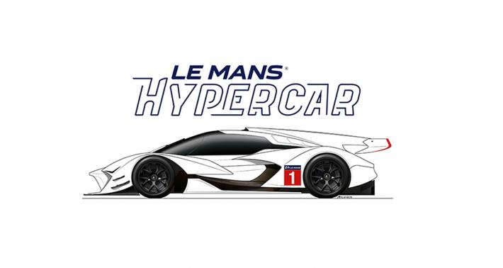 Make way for Le Mans Hypercar!