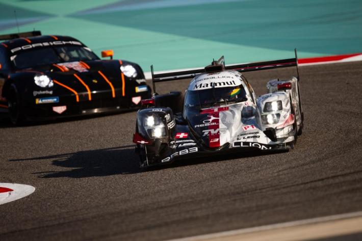 FIA WEC – The Bapco 8 Hours of Bahrain starting grid