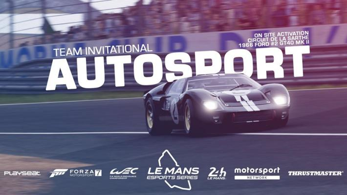 Le Mans Esports Series spotlighted at the 2020 Autosport International event