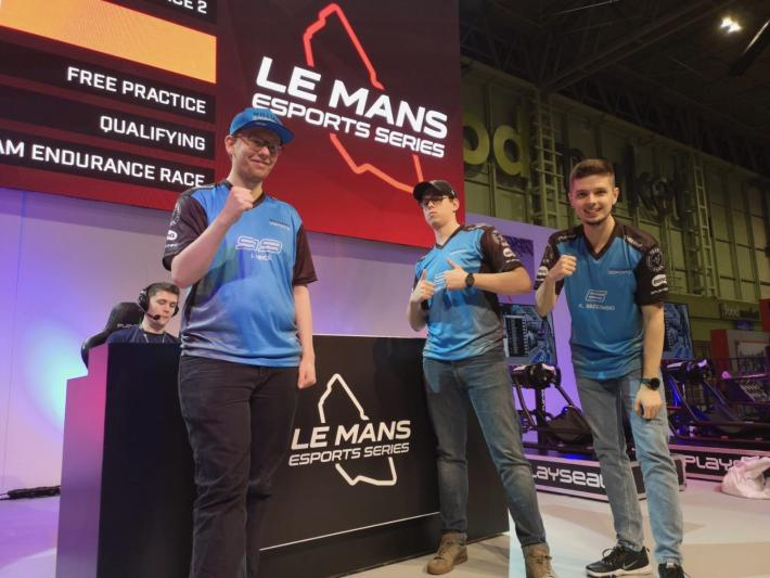 Le Mans Esport Series – Williams Esports wins race at Autosport International