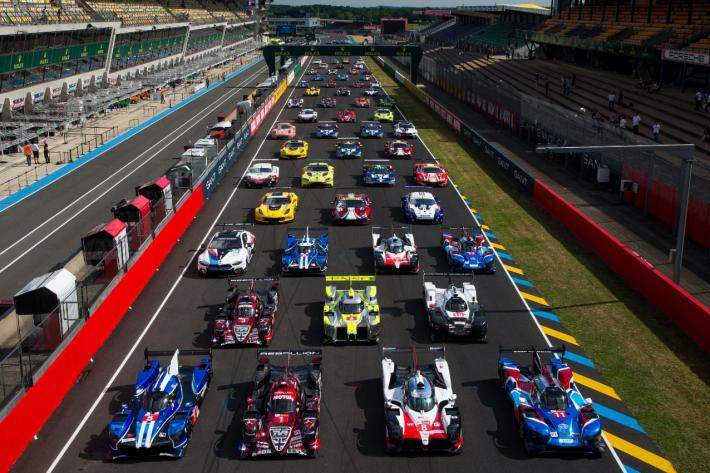 The great 24 Hours of Le Mans Race Week!  13-20 September 2020