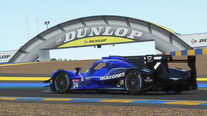 #LEMANS24VIRTUAL as seen by Jean-Eric Vergne and Simon Pagenaud