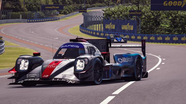 Rebellion Williams Esport triumphs in the Virtual 24 Hours of Le Mans!