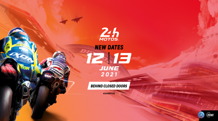 Le Mans 24 Heures Motos rescheduled to 12-13 June 2021
